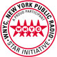 We are a member of WNYC's *STAR* Initiative